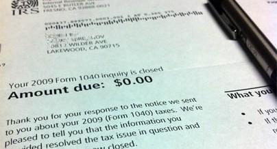 Tax Resolution & Representation